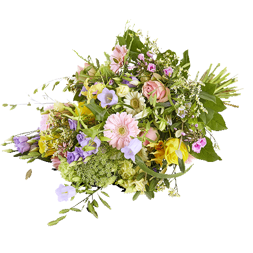 Funeral bouquet Memory