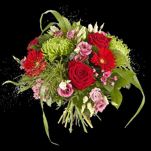 A bouquet to congratulate someone