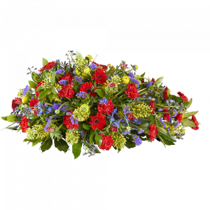 Wonderful funeral flowers