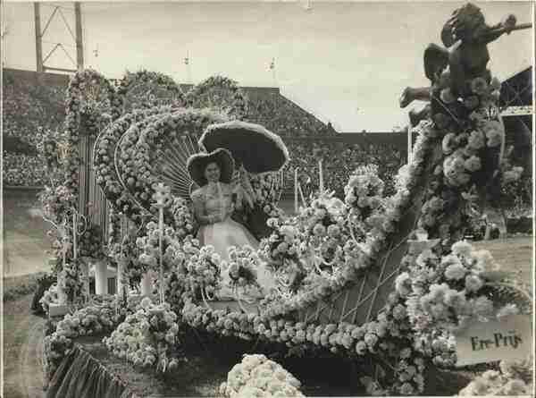 ere-prijs-bloemenweelde amsterdam archief